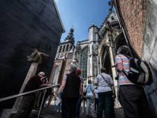 Sint Stevenskerk siert nieuwe thuisshirt NEC