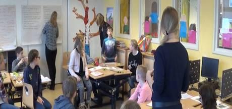 VIDEO Groep 7 obs Beekbergen denkt mee over armoedebestrijding
