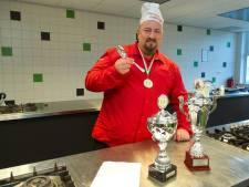 Kok uit Enschede overspoeld door media-aandacht: 'Sven Kramer van de stamppot'