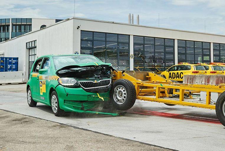 Duitse Tests Kleine Auto S Onvoldoende Veilig Auto Hln