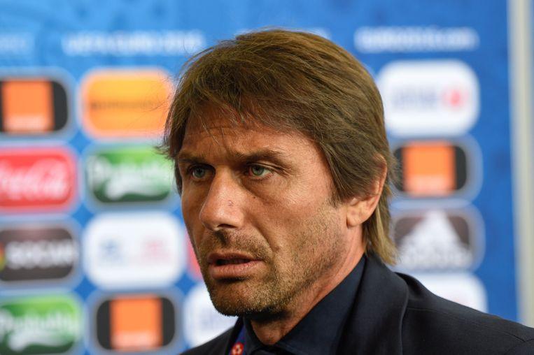 Antonio Conte. Beeld photo_news