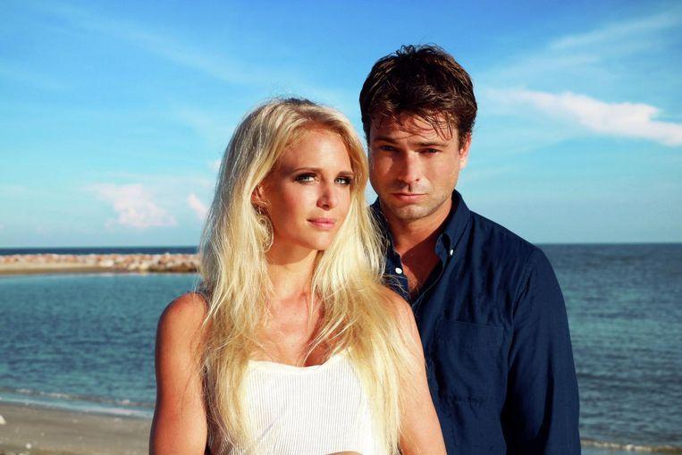 Annelien Coorevits en Rick Brandsteder zijn al jaren de presentatie van 'Temptation Island'.
