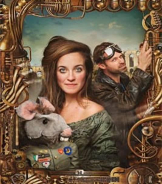 Voorstelling De Rattenvanger van Ida van Dril en Michiel Schreuders is op 23 oktober te zien in De Poorterij.