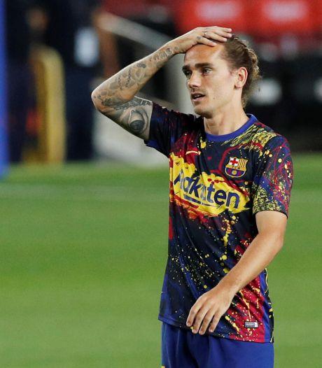 """Nouvelle """"humiliation"""" pour Griezmann: son aventure au Barça tourne au cauchemar"""