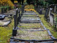 Tientallen graven geruimd op algemene begraafplaats in Borne