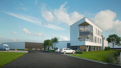 'Tisselt Business Park' op terreinen Hoebeek