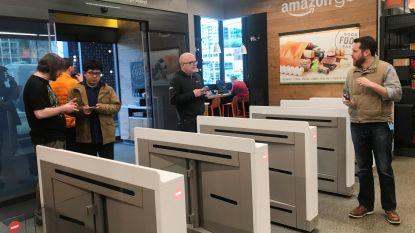 Amazon opent deuren van slimme supermarkt in Seattle