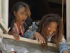 Edsilia Rombley woest als man Berget Lewis 'lullig zangeresje' noemt in Wie het laatst lacht