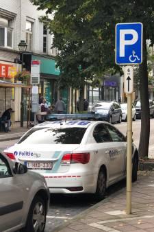 La police a-t-elle le droit de se garer sur un emplacement pour personne handicapée?