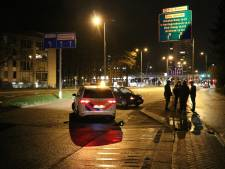Bestuurder slaat na aanrijding in Utrecht op de vlucht