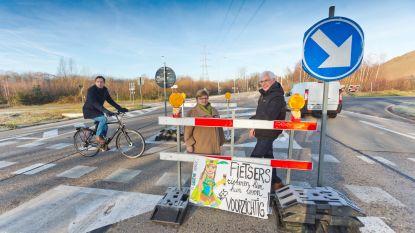 """Groen: """"Oversteek Taunusweg moet fietsveiliger"""""""