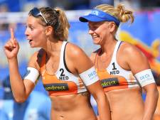 Stubbe en Van Iersel groepswinnaar na winst in derde WK-duel