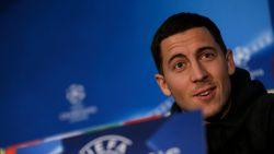 """Eden Hazard voor de clash met Barcelona: """"Mooi om vergeleken te worden met Messi en Ronaldo, maar ik ben anders"""""""
