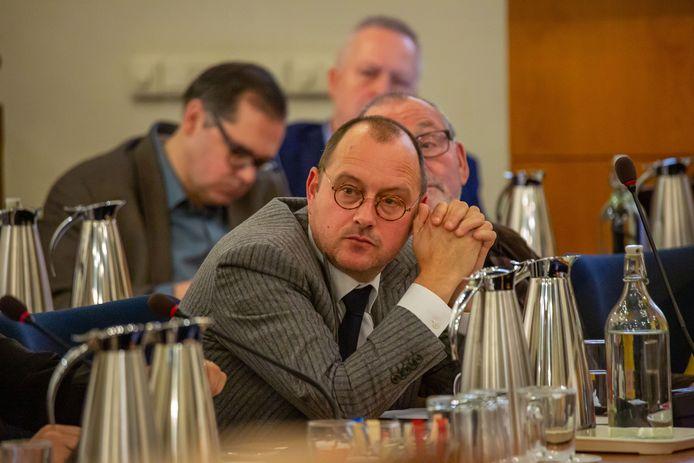 Arjan van der Weegen, politiek leider GBWP
