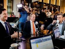 Clash op links: Rutte wil CDA en D66