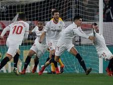 Sevilla scoort na vloeiende aanval al binnen 25 seconden