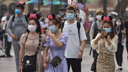IN BEELD. Disney heropent in Shanghai allereerste pretpark, maar wel met strenge maatregelen