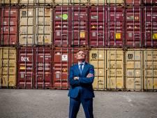 Hoe een Rotterdamse jongen verslingerd raakte aan zeecontainers