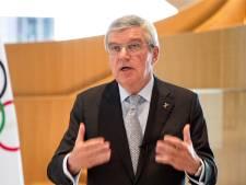 """Le président du CIO s'adresse aux athlètes: """"Un défi extrême"""""""