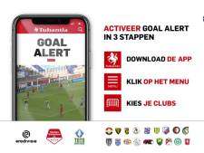 Goal Alert: mis geen doelpunt meer van FC Twente of Heracles