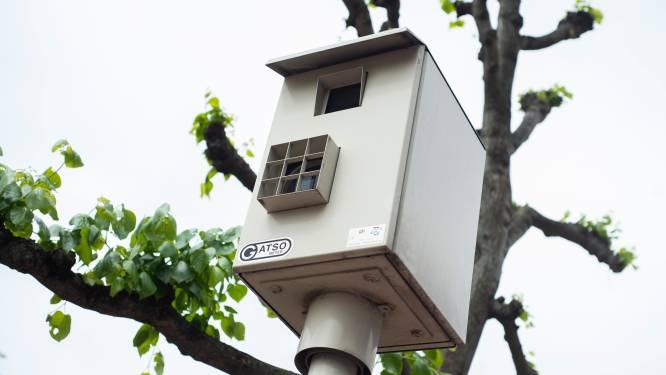 Flitscamera's registreren 12 roodrijders op N41