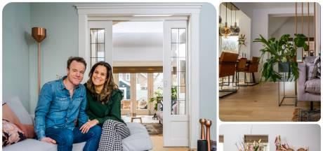 Lesley en Wouter gooiden alles om, kochten huis en bouwden nieuw leven op: 'Dat was best pittig'