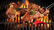 Barbecue bij De Toekomst Borsbeke
