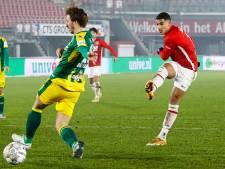 AZ-supersub Aboukhlal wil meer: 'Als ik gefrustreerd voetbal, kan ik er niks van'