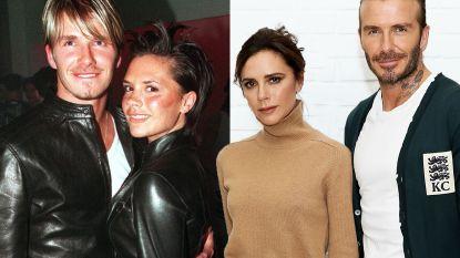 Vandaag 20 jaar getrouwd: zo zijn de Beckhams in de loop der jaren veranderd