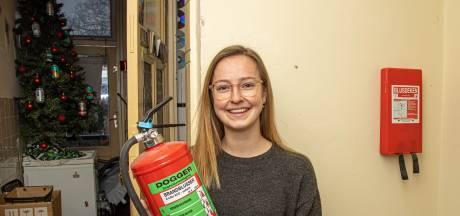 Is jouw studentenhuis brandveilig? Zwolse studentenclub en brandweer deden onderzoek