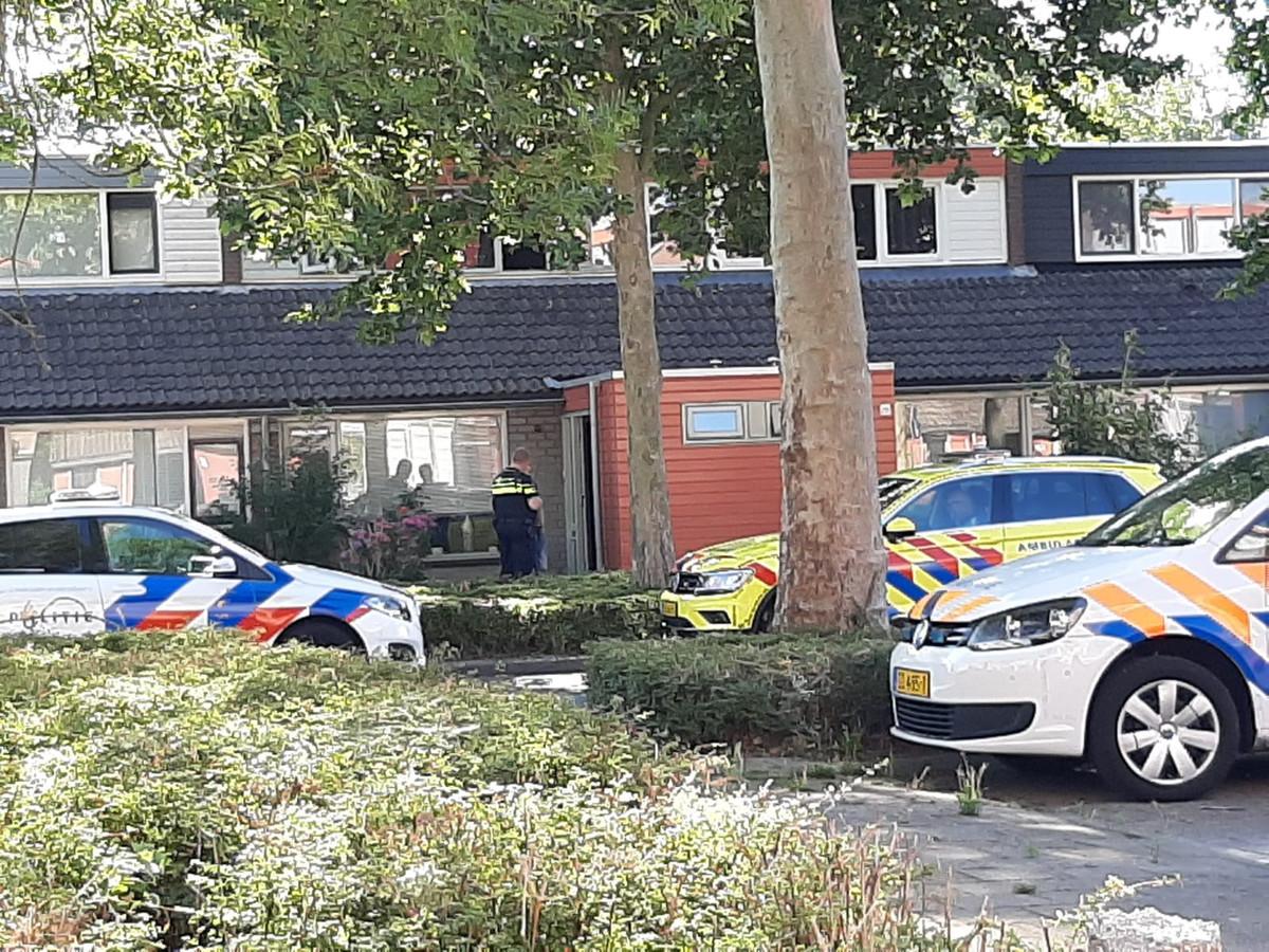 Steekincident aan de Bredasingel.