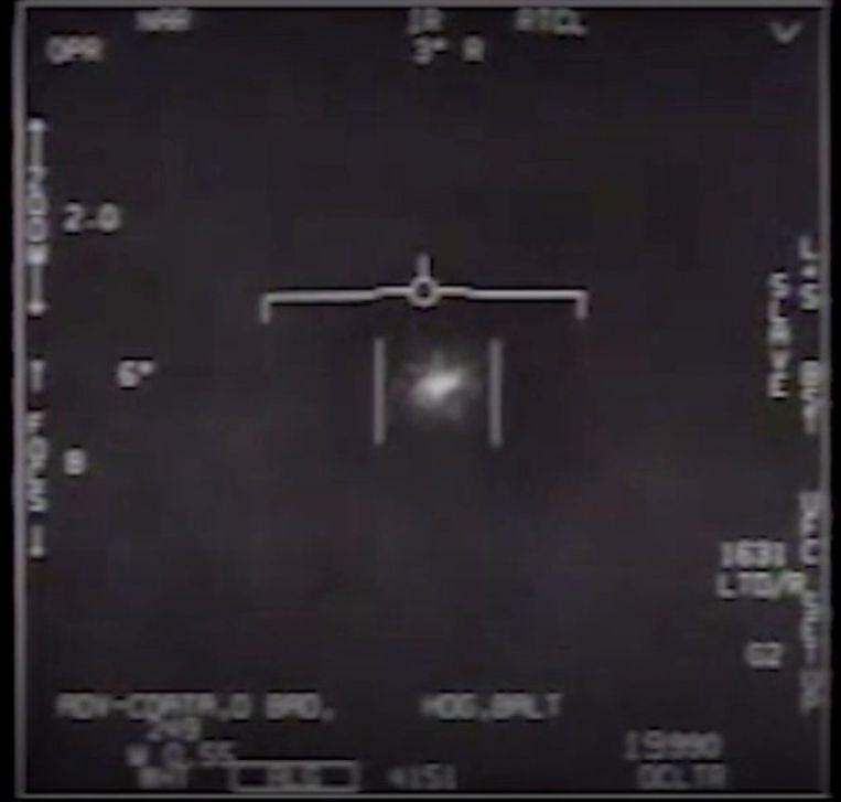 In 2014 werd een mysterieus vliegend object met een ongezien acceleratievermogen en zonder tekenen van voortstuwing gespot voor de kust van San Diego, zo maakte het Pentagon recent bekend.