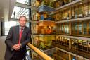 Guido Dierick, directeur NXP Nederland, in het hoofdkantoor op de High Tech Campus in Eindhoven.