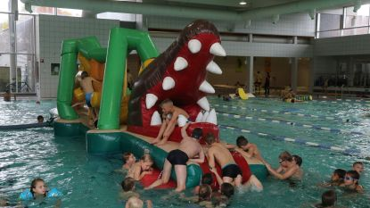 Jaarlijks onderhoud en nieuwe zwemlessen