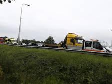 Weer een ongeval op de A73