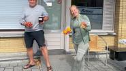 Zingemse café-uitbaters brengen met vermaarde Bassie-sangria de zomer bij jou aan huis
