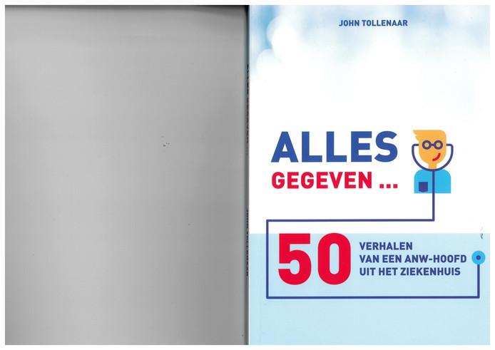 cover John Tollenaar: Alles gegeven...