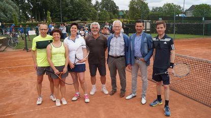 Tennisclub Zarrenhof viert 50 jaar