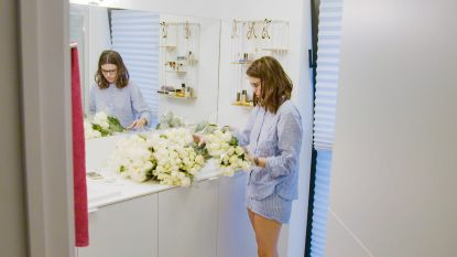 Zelfs een badkamer vol rozen kan relatie van Annelies en Joris in 'Blind Getrouwd' niet redden (+ wat u allemaal niet op tv zag)
