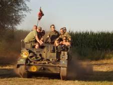 Nieuwleusen wacht 'invasie' van oude legervoertuigen bij viering 75 jaar bevrijding
