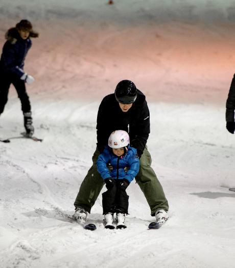 Raadselachtige teambuilding in de sneeuw
