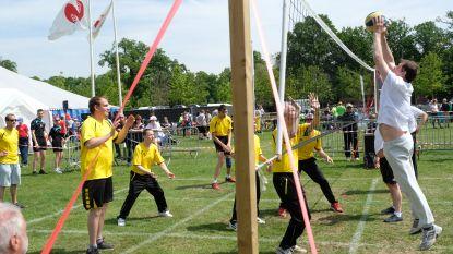 G-sporters strijden in Gemeentepark om kampioenstitel netbal en boccia