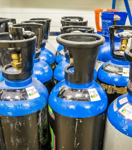 Politiek wil verbod op lachgas in Noordoostpolder: 'Het loopt de spuigaten uit'