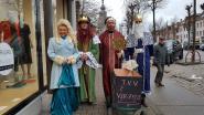 VIDEO. Drie koningen en één koningin zingen voor het goede doel