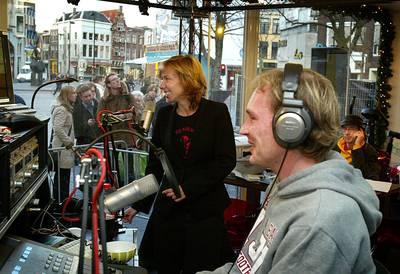 TivoliVredenburg kloppend hart Serious Request, maar géén vervanging Glazen Huis