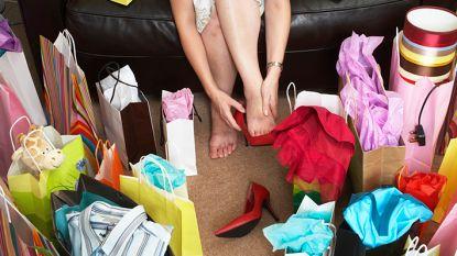 Zoveel geven we per maand uit aan kledij en schoenen