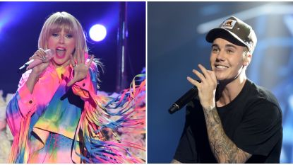 """Justin Bieber en Taylor Swift in de clinch: """"Je bent over de grens gegaan"""""""