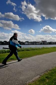 Maaspad blijft verboden voor fietsers: te weinig ruimte