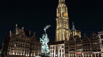 Antwerpse Onze-Lieve-Vrouwetoren in nieuw licht voor 500ste verjaardag