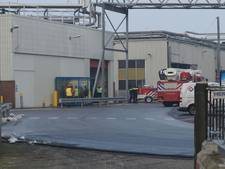 Brand bij aardappelverwerker Aviko in Steenderen